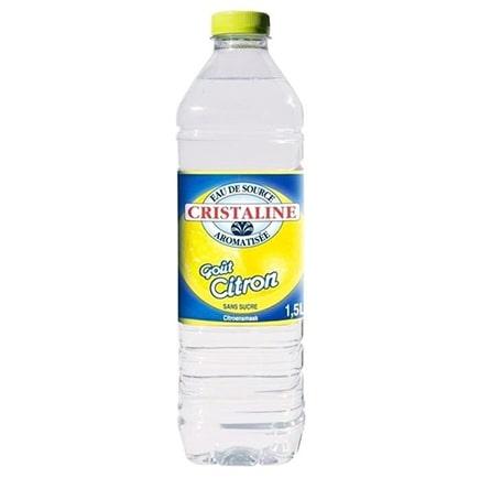 Cristaline goût citron - Le Boulanger Parisien