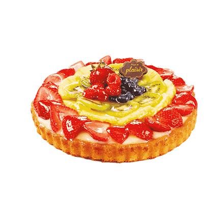 GRAND TARTE FRUIT - Le Boulanger Parisien