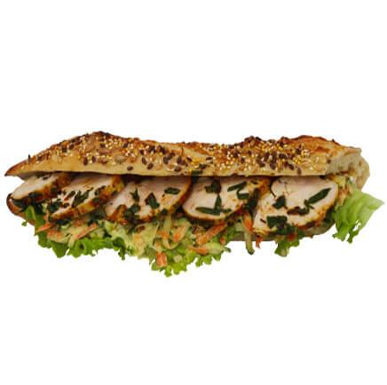 SANDWICH AU POULET - Le Boulanger Parisien