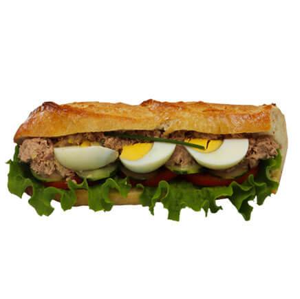 SANDWICH AU THON - Le Boulanger Parisien