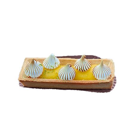 TARTE CITRON MERINGUEE - Le Boulanger Parisien