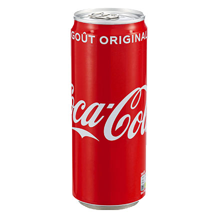 Coca-Cola goût original - Le Boulanger Parisien