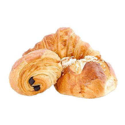 Croissant Et Cain Chocolat - Le Boulanger Parisien