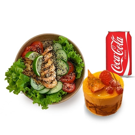 Salade gourmand - Le Boulanger Parisien