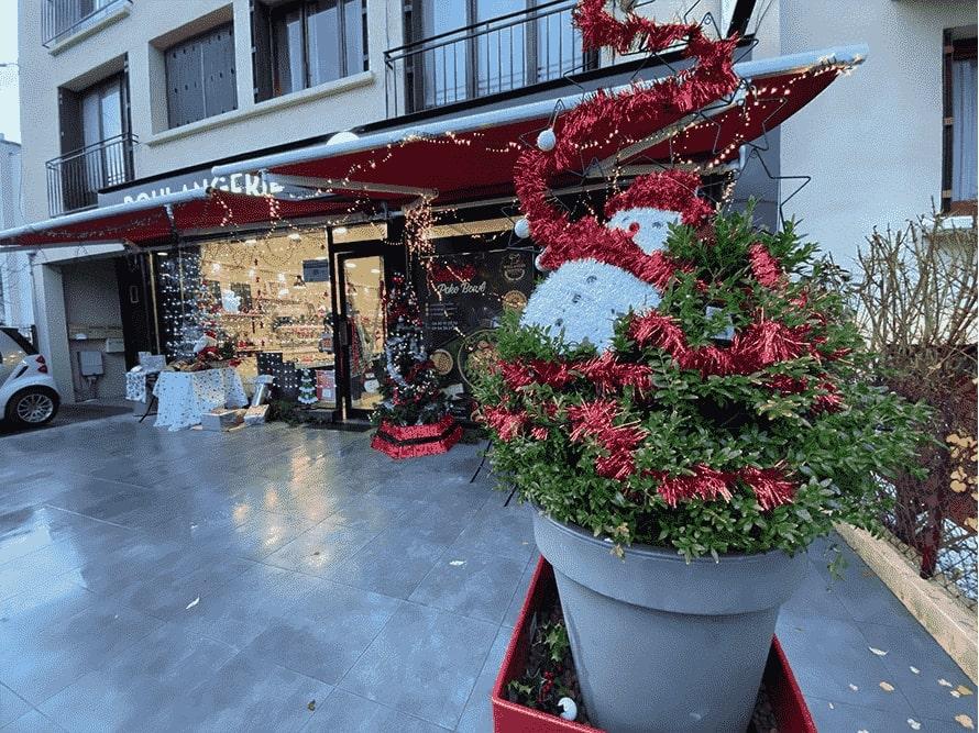 notre boutique - Le Boulanger Parisien