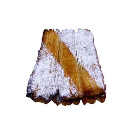 paille framboise - Le Boulanger Parisien