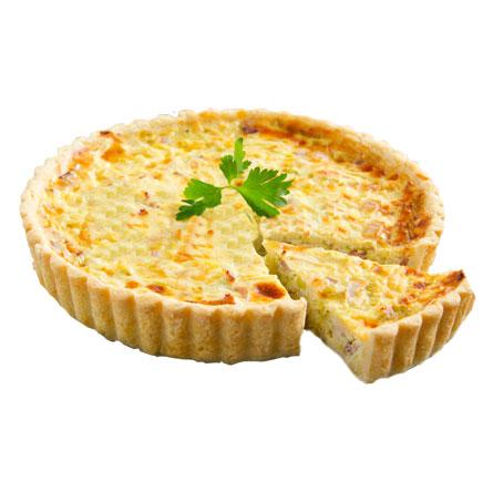 quiche au fromage - Le Boulanger Parisien