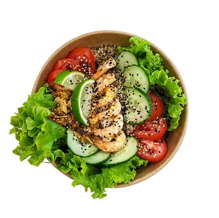 salade quinoa - Le Boulanger Parisien