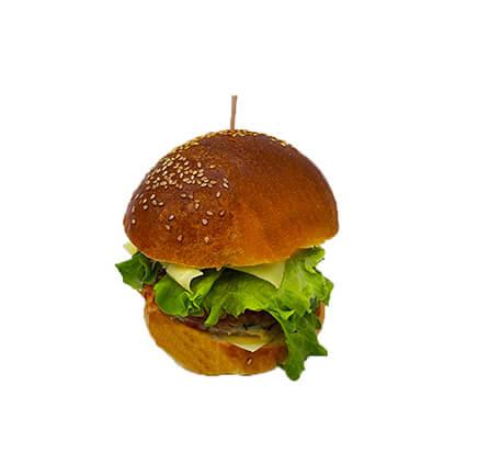 Burger - Le Boulanger Parisien