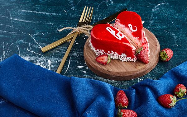 Les meilleurs gâteaux Saint Valentin 2021 - Le Boulanger Parisien