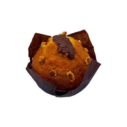 MUFFIN AU NUTELLA - Le Boulanger Parisien