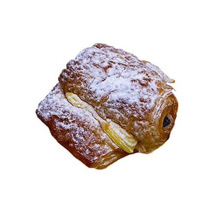 PAIN AU CHOCOLAT A LA CREME - Le Boulanger Parisien
