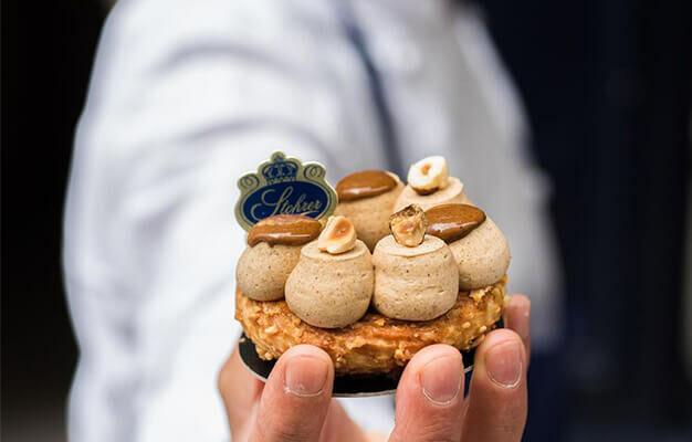 meilleures pâtisseries de Paris - grands chefs pâtissiers
