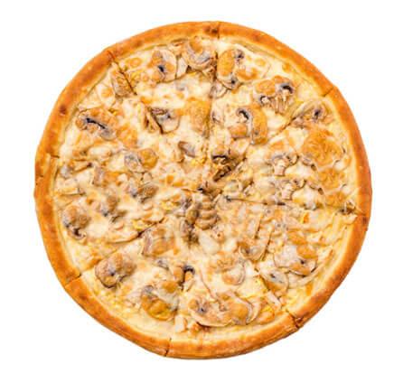 pizza au poulet - Le Boulanger Parisien