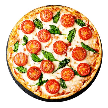 Pizza Mozzarella - Le Boulanger Parisien