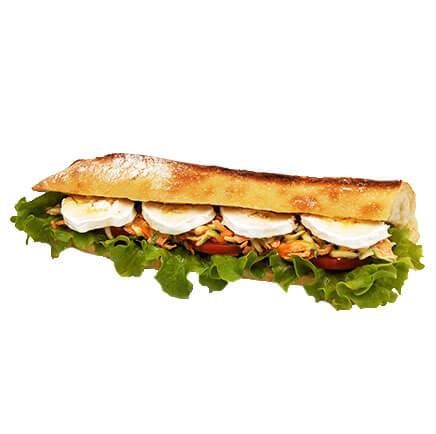 le sandwich fermier - Le Boulanger Parisien