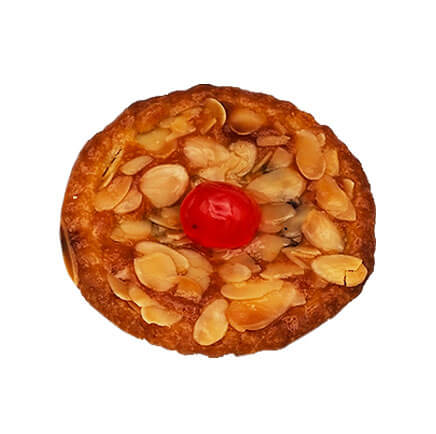 tartelettes amandine - Le Boulanger Parisien