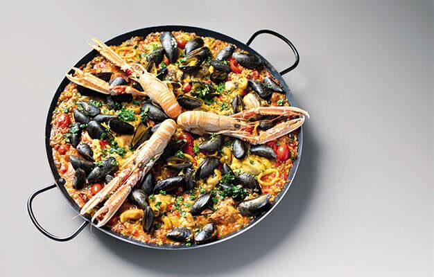 Le Boulanger Parisien - Gastronomie espagnole