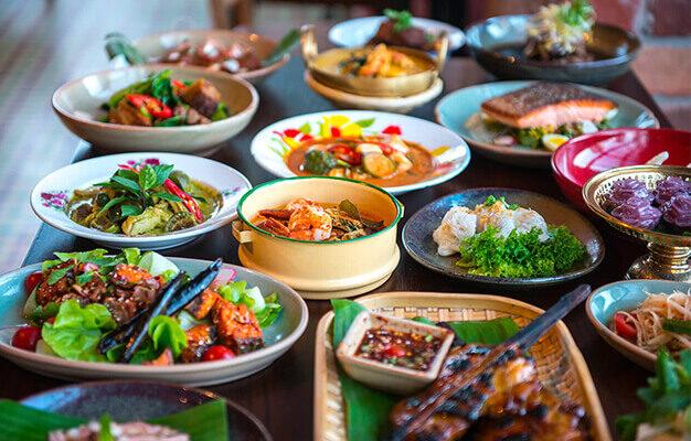 Restaurant thaïlandais - Le Boulanger Parisien