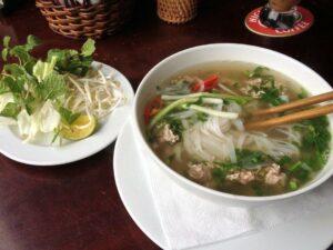 Le pHở, une soupe vietnamienne
