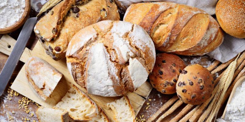 Une sélection des meilleurs pains français