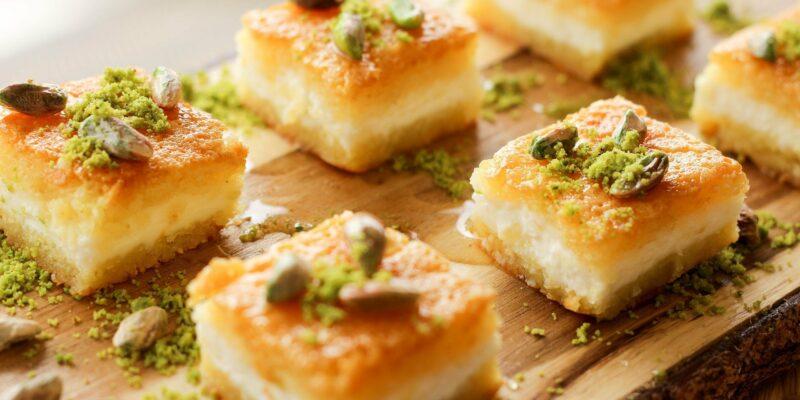 pâtisserie turque baklava