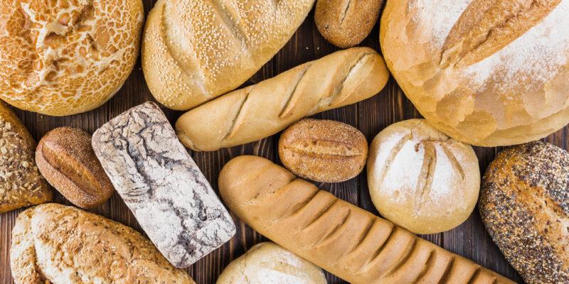 Des pains français